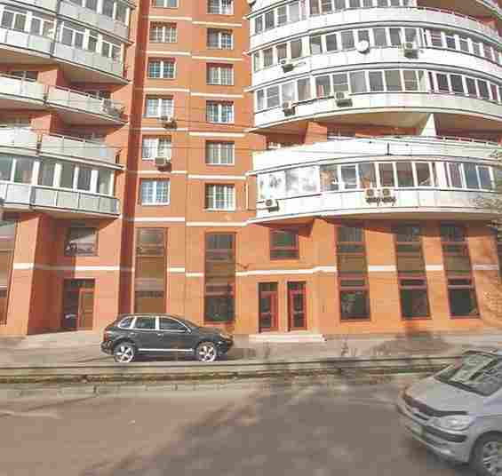 Москва. Большая Филевская улица д. 16