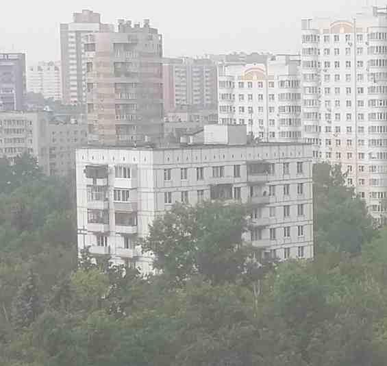 Москва Ельнинская ул дом №18 и кор. 1