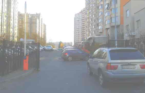 Москва Осенняя ул