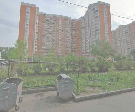 1 Очаковский переулок Москва дом № 3