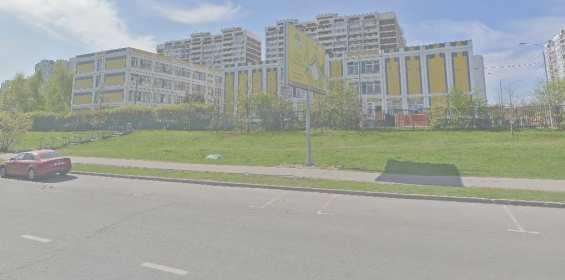 Москва улица Крылатские Холмы д. № 13