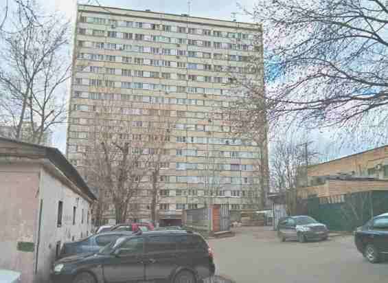 Москва Беловежская ул д. № 3
