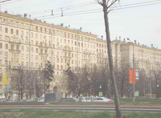 Москва ул 1812 Года