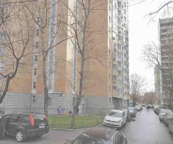 Москва Береговой проезд дом № 7