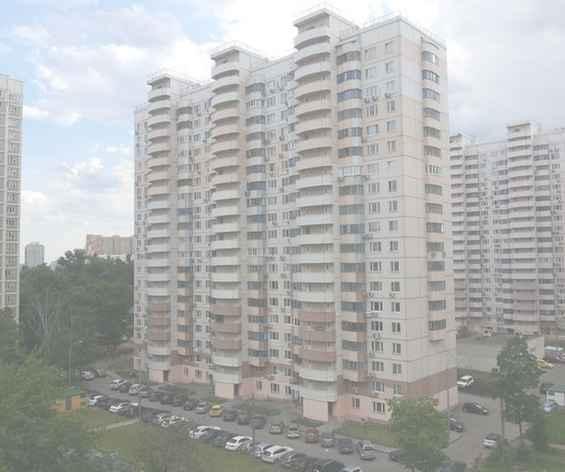 Кастанаевская улица Москва