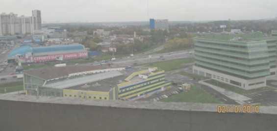 Бизнес центр на Беловежской ул Москва