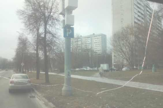 Матвеевская улица Москва