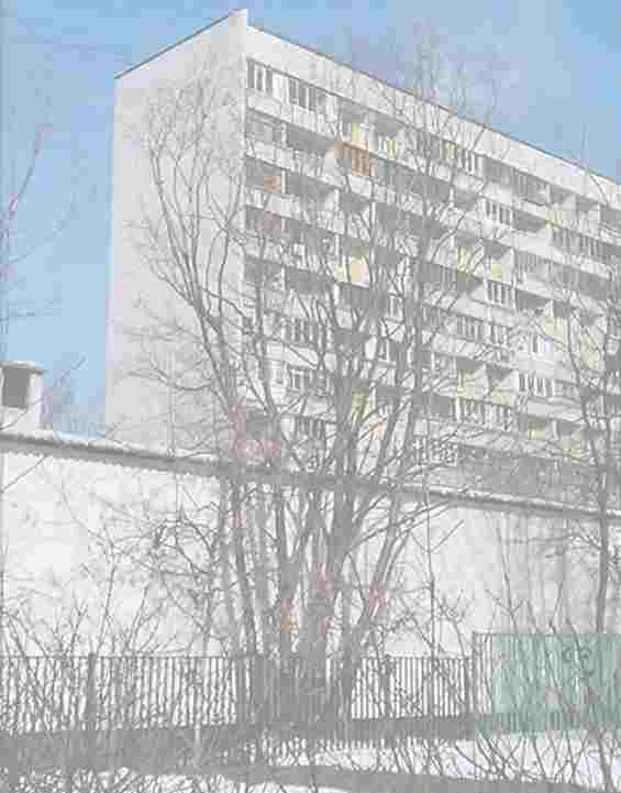Москва Филевский бульвар
