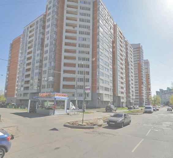 Москва Истринская ул дом № 8 кор. 1