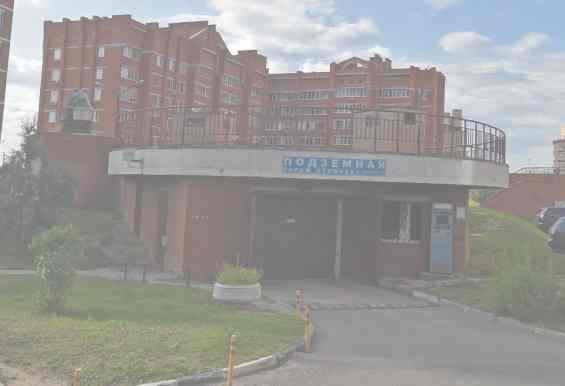 Москва Заречная улица дом № 37