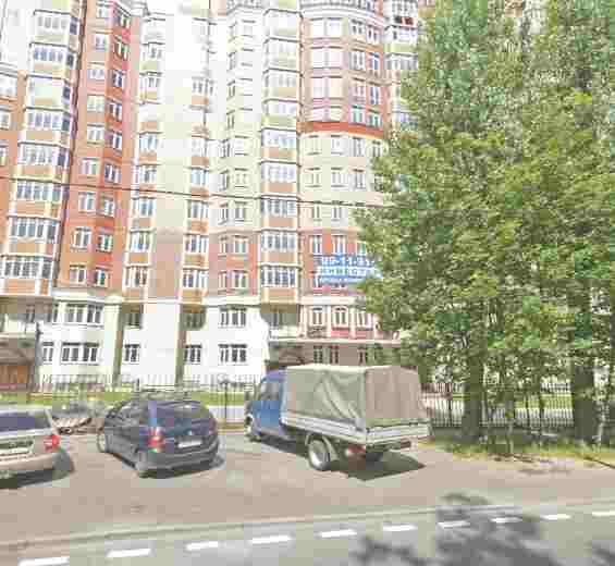Москва Староволынская улица дом №12 кор. 5