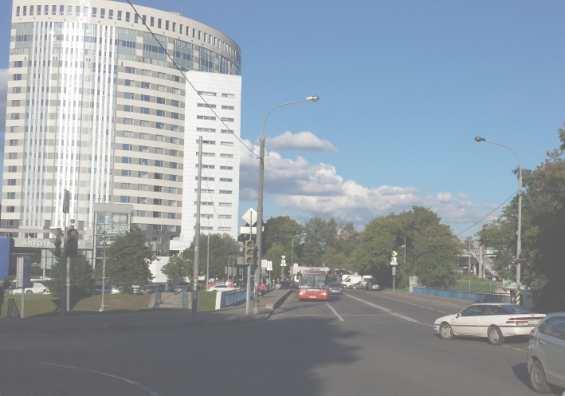 Москва ул Ивана Франко