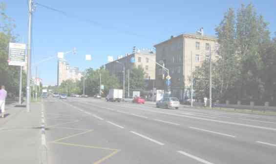 Широкая Молодогвардейская ул Москва