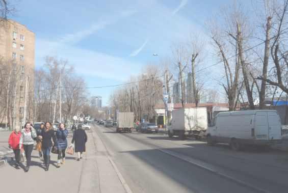 Московская улица Багратионовский проезд