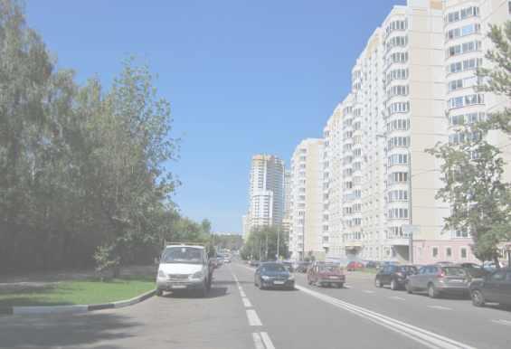 Москва Ельнинская улица
