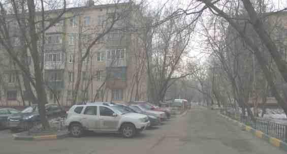 Между Бол Филевской ул и Малой Филевской ул