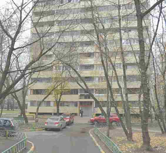 Москва Тучковская улица дом № 6