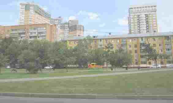 Москва Полоцкая улица