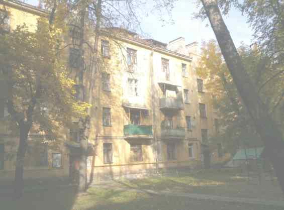 Москва Новозаводская улица