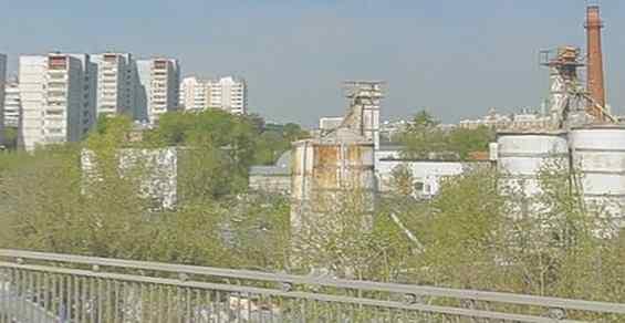 Большая Филевская улица дом № 1 с14
