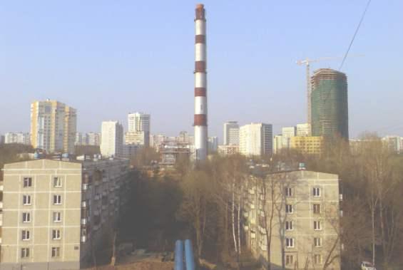 Москва район Кунцево