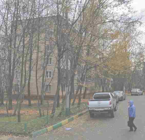 Москва улица Академика Павлова