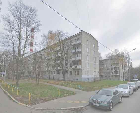 Москва Оршанская ул
