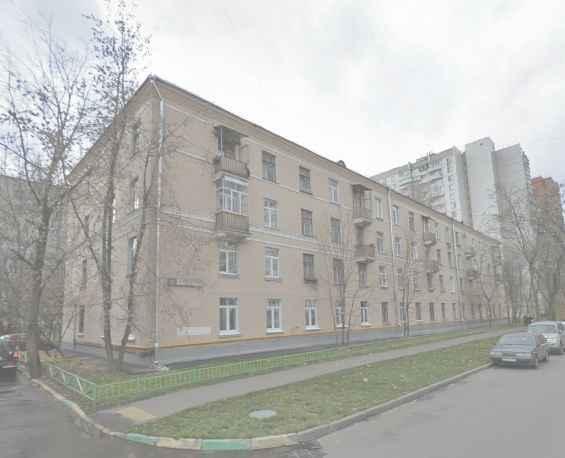Москва 2 Филевская улица