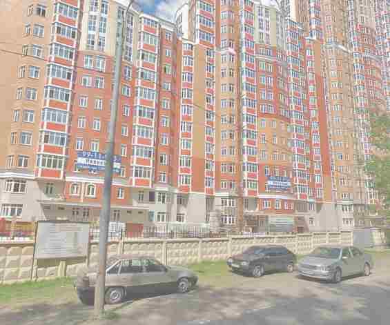 Москва  Староволынская ул новостройки