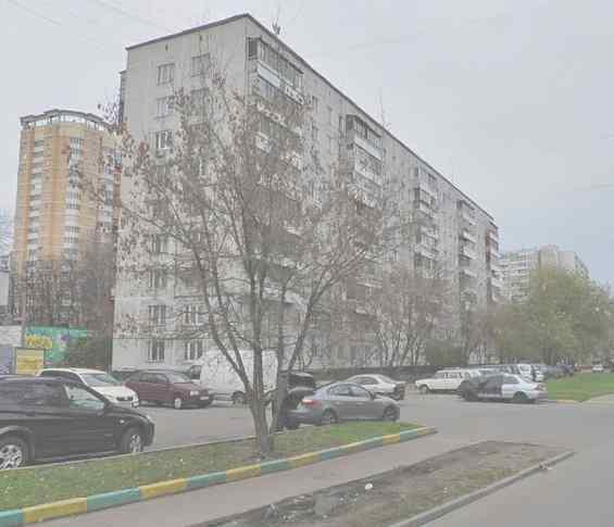 Москва улица Леси Украинки д № 3
