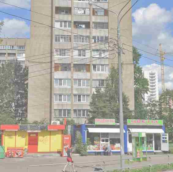 Москва Инициативная ул дом № 68