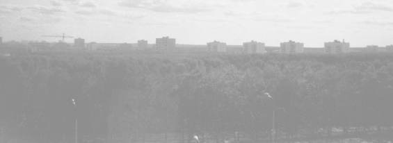 Москва ул Маршала Тимошенко 1986 год