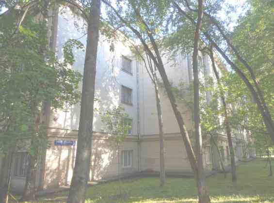 Начало 2 переулка Петра Алексеева