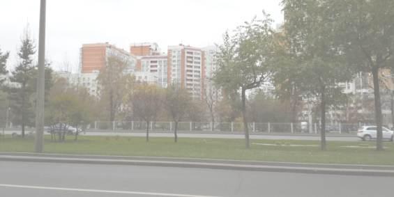 Вид на Истринскую ул с Рублевского шоссе