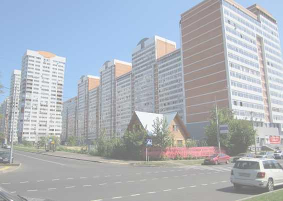 Москва Истринская улица