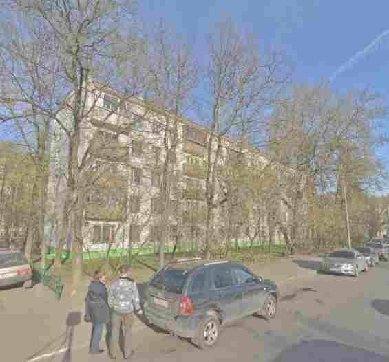 Начало московской улицы Клочкова