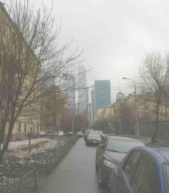Москва  ул Дунаевского