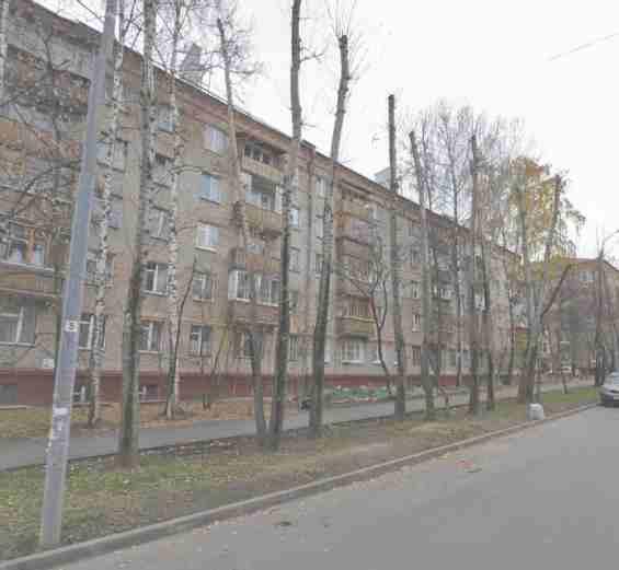 Москва улица Коцюбинского дом № 8 кор 1