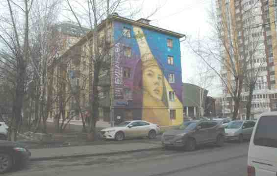 Москва ул Екатерины Будановой