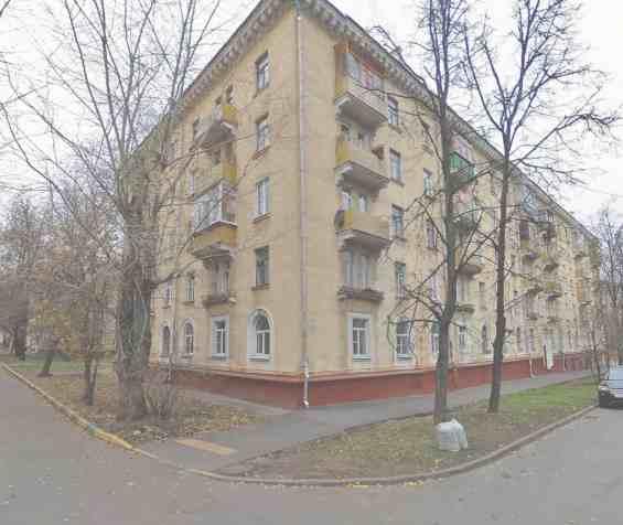 Москва ул Екатерины Будановой дом № 12